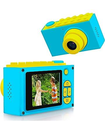ShinePick Cámara Digital para Niños,Zoom Digital de 4X / 8MP / 2