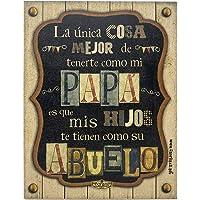 AÑORANZA - Letrero de Madera - Regalo para papá - Papá Abuelo
