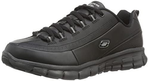Skechers Synergy Elite Status Sneaker Donna  Amazon.it  Scarpe e borse f748b33b038