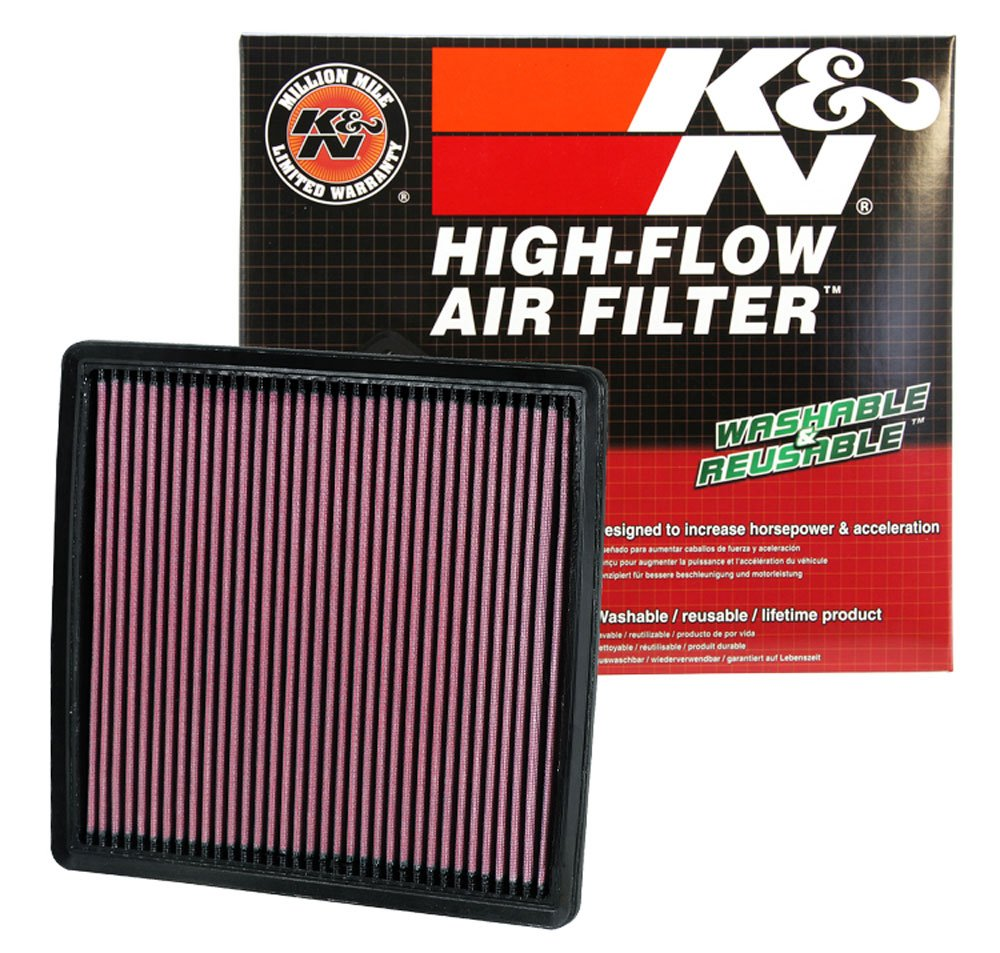 K&N 33-2385 High Performance Replacement Air filters