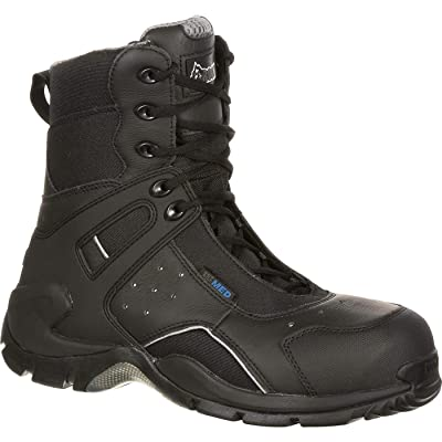 "ROCKY Men's 8"" 1st Med 911-113 