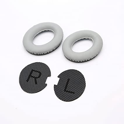 HSZJsto Ear Pad Replacement Ear Cushions Kit for Bose QuietComfort 2 15 25 35 QC2 QC15