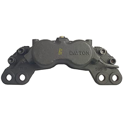 A1 Cardone 18-8078 Unloaded Brake Caliper (Remanufactured): Automotive
