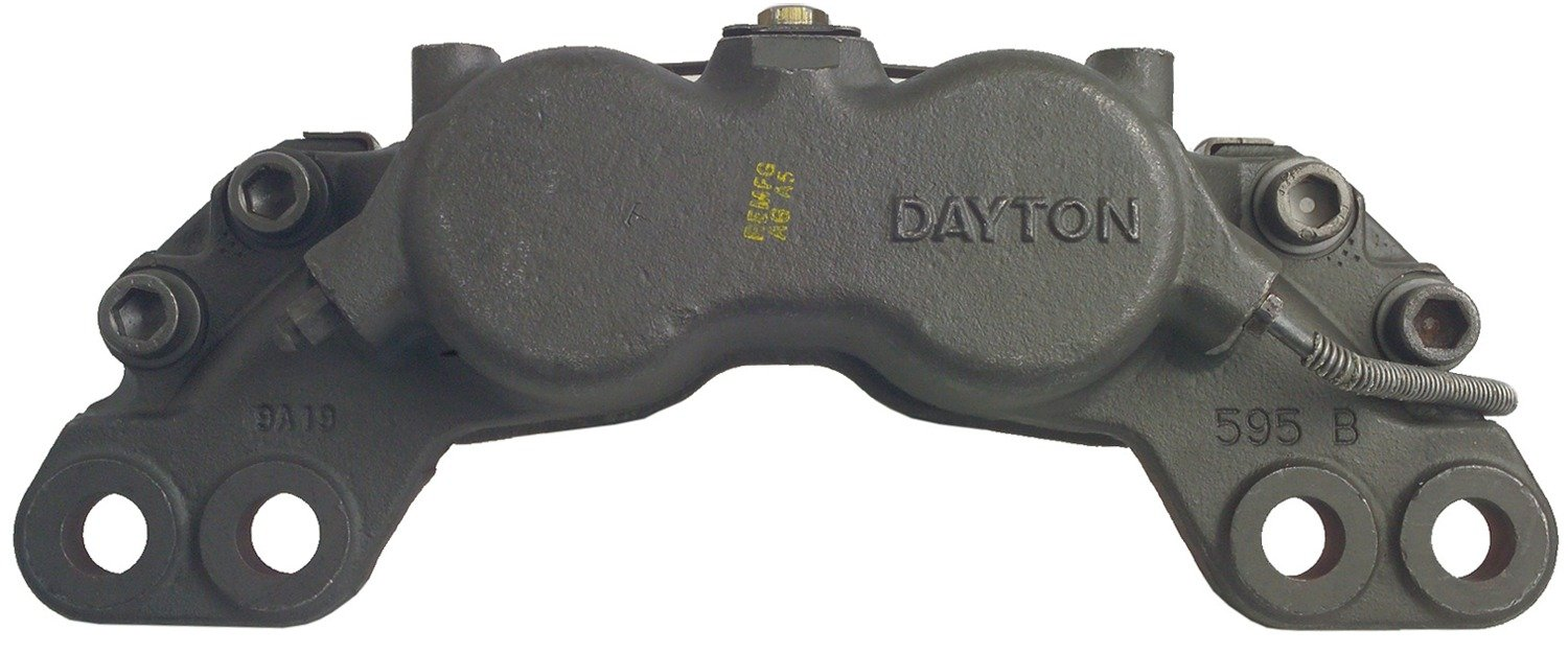A1 Cardone 18-8078 Unloaded Brake Caliper (Remanufactured)