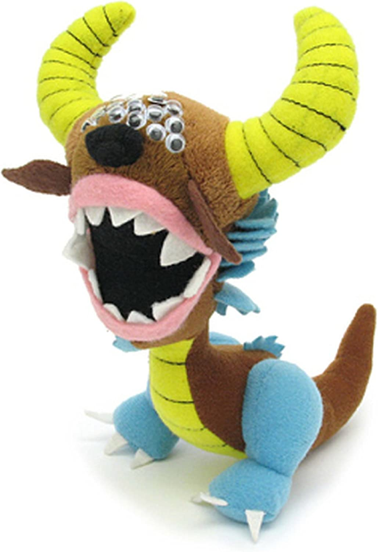 Toy Vault TYV15089 Monty Python Mini Black Beast of Arrrggghhh Plush Toy