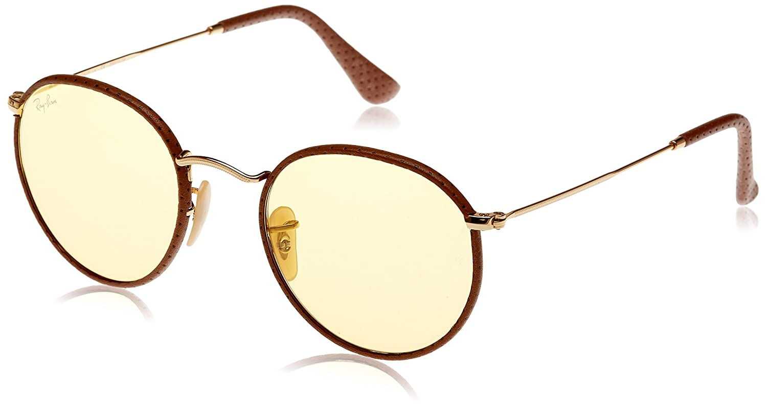 TALLA 50. Ray-Ban Sonnenbrille ROUND CRAFT (RB 3475Q)