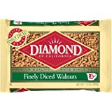 Diamond of California, Finely Diced Walnuts, 10 Ounce