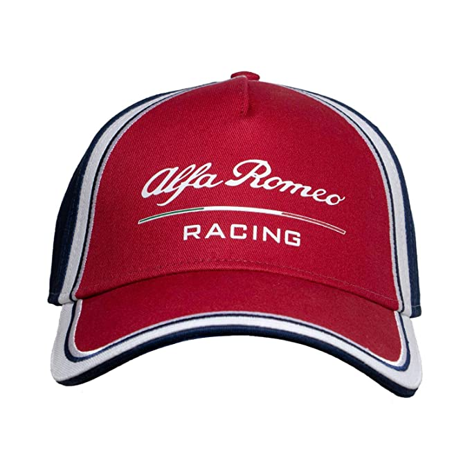 Alfa Romeo Racing Team - Gorra (Talla única): Amazon.es: Deportes ...
