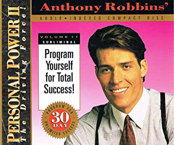 anthony robbins personal power 2 download