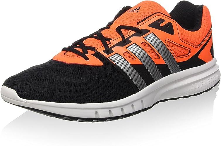 adidas Galaxy 2 M - Zapatillas para Hombre, Color Naranja/Negro/Plata, Talla 48: Amazon.es: Zapatos y complementos