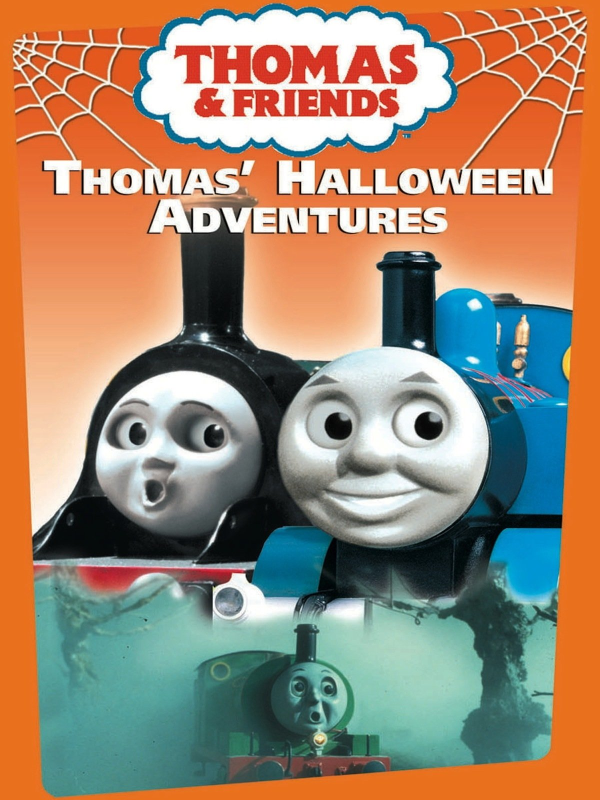 Amazon.com: Thomas & Friends: Halloween Adventures: lionsgate ...