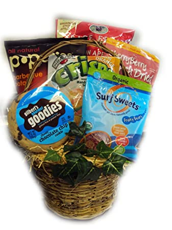 Amazon childrens gluten free gift basket other products childrens gluten free gift basket negle Choice Image