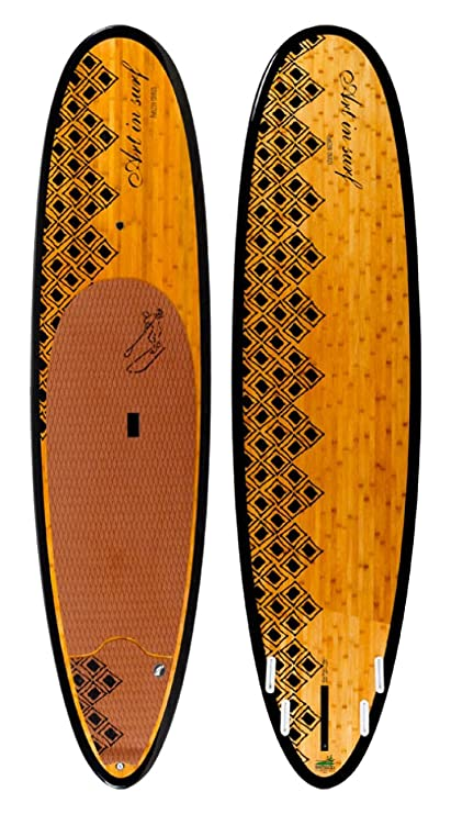 Amazon Com Art In Surf 10 3 Amazon Cruiser Surf Sup Black 10 3