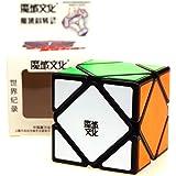 MoYu Skewb Cube Puzzle de rapidité - Noir