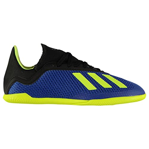 the best attitude ab2c3 326fb adidas X Tango 18.3 In J, Zapatillas de fútbol Sala Unisex Niños Amazon.es  Zapatos y complementos
