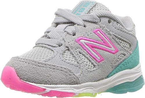 New Balance Girls 888v1 Running Shoe
