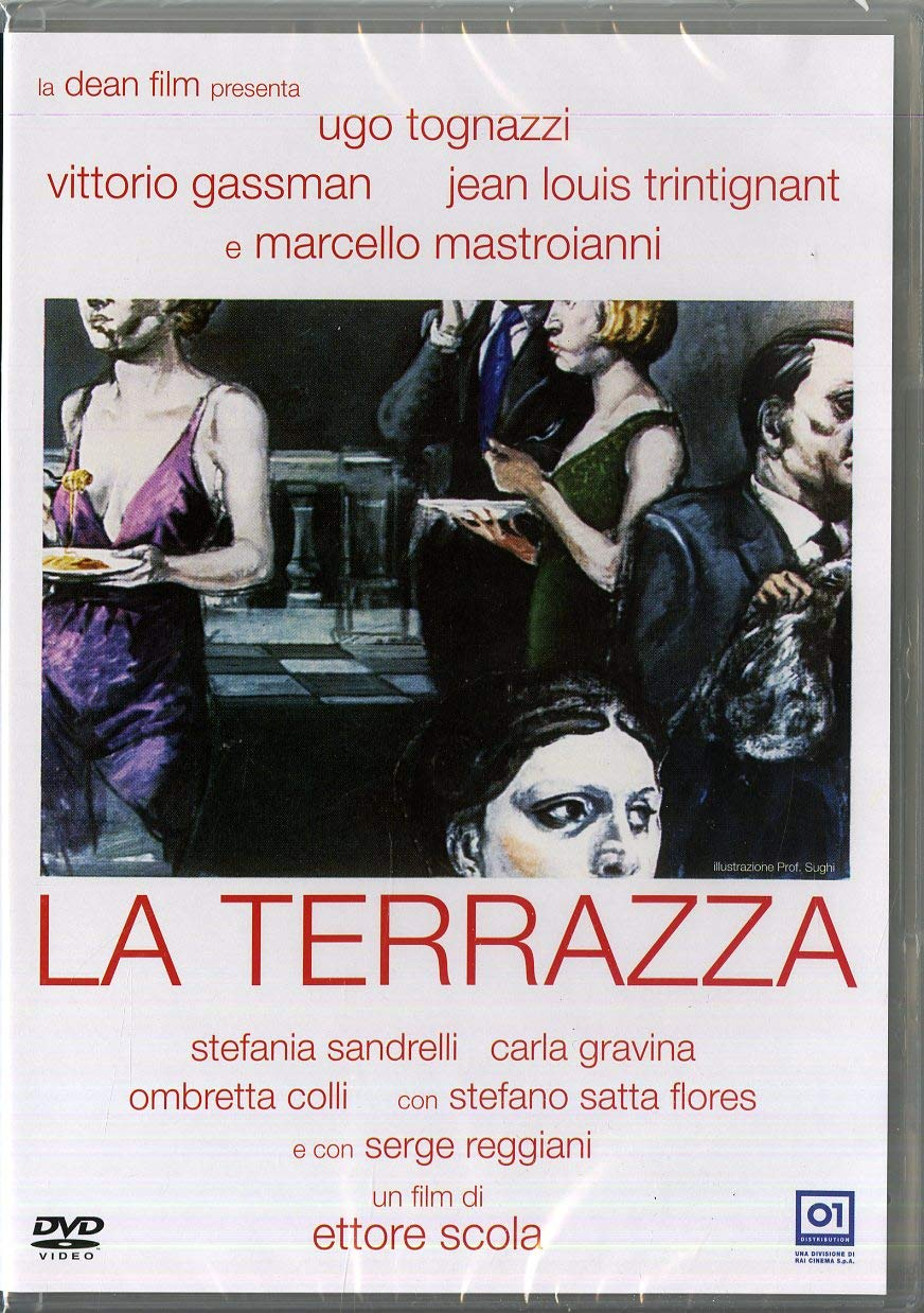 Amazon Com La Terrazza Marcello Mastroianni Stefano Satta