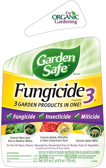 Amazon Garden Safefungicide3ready To Use Hg 10414x 24 Fl