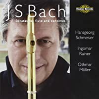 J. S. Bach, Sonatas for flute and continuo