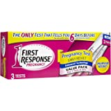 First Response Early Result Pregnancy Test, 3 Count