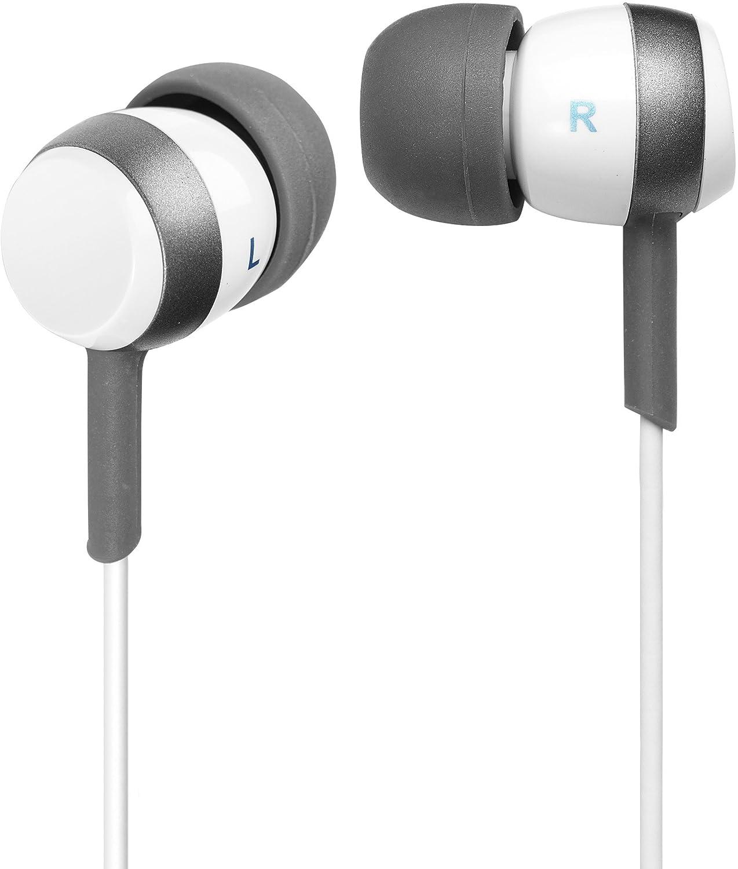 ASUS FoneMate In-Ear Headset inkl. Leder-Transporttasche schwarz 90YH00N1-B1UA00
