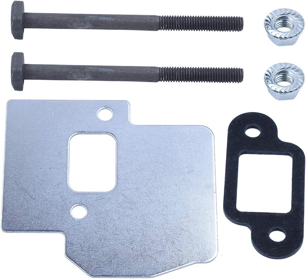 10X Muffler Bolt Screw F Stihl MS250 MS230 MS210 MS180 MS170 025 023 021 018 017