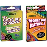 Would You Rather/You Gotta Be Kidding Card Game (Fun Pack)