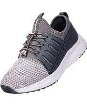 88e11ae9d76eb7 Daclay] (ダクレ) 新しい 運動靴 黒 白 灰 男の子 女の子 子供たち ...
