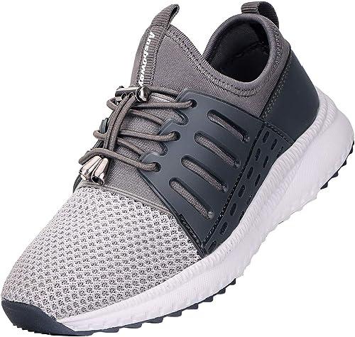 Ansbowey® Zapatillas de Deporte para Niños Running Zapatos Muchachos Muchachas Correr Trail Fitness Sneakers Ligero Transpirable: Amazon.es: Zapatos y complementos