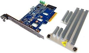 HP Z Turbo G2 PCIe NO-SSD Cntrl Adapter MS4365-HS Standard Bracket