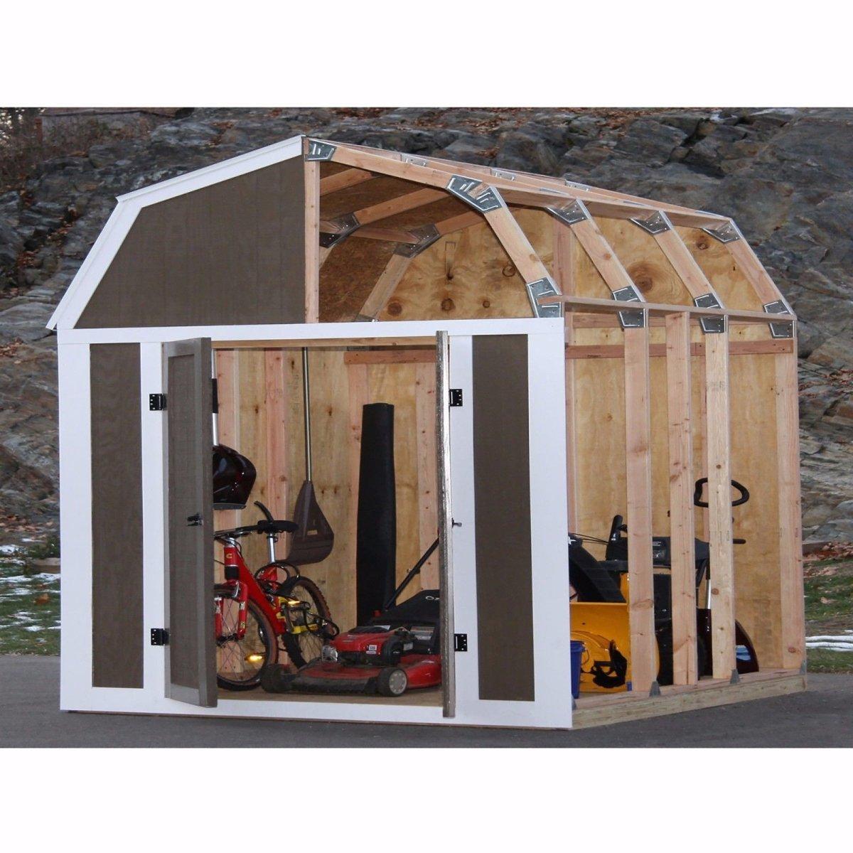 Instant Framer Kit Barn Style Shed Kit