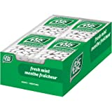 tic tac Mints, Fresh Mint, 29g Singles, 12 Count Bulk Candy Mints