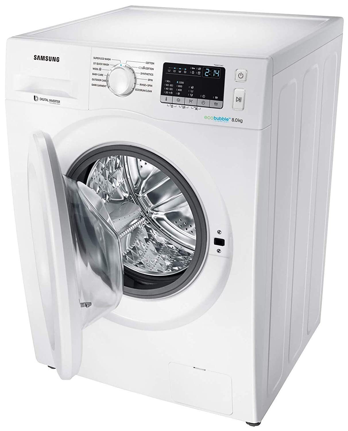 best-front-load-washing-machine-in-india-samsung