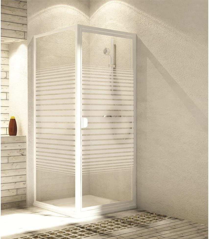 AQUAFORM guardapolvo para Puerta Elba sin Antikalk-Sellado, Blanco: Amazon.es: Hogar