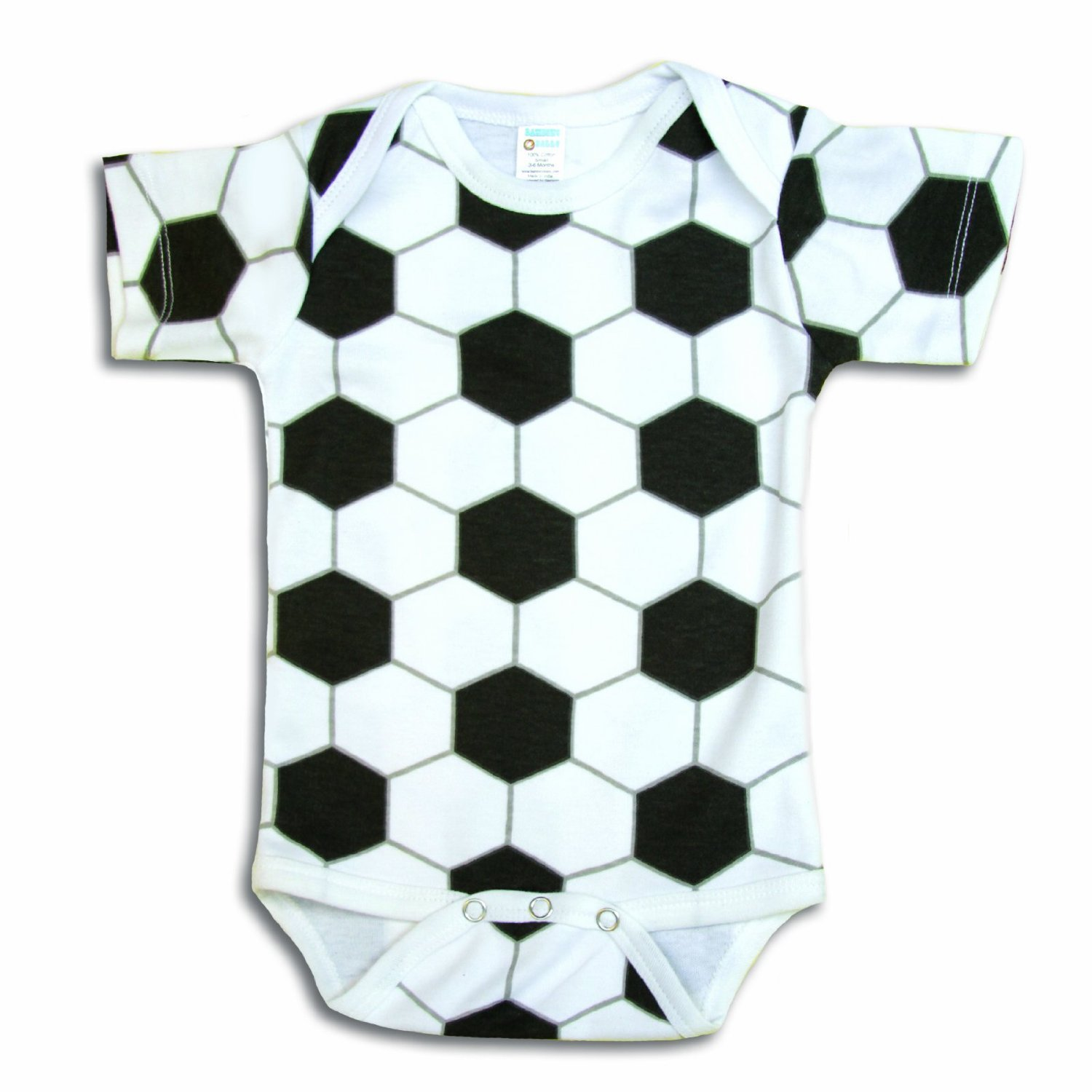 Amazon Bambino Balls Short Sleeve Soccer Outfit Clothing