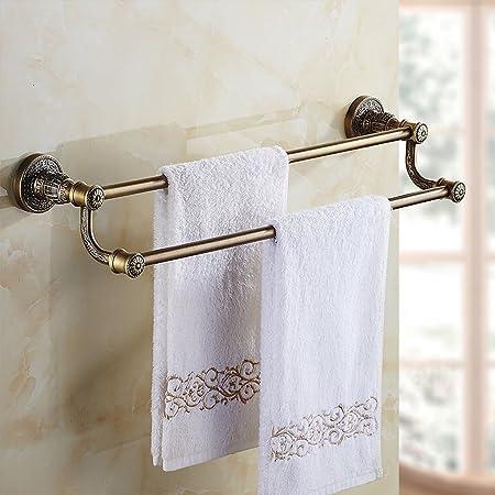 Mobili Da Bagno In Ferro Battuto.Towel Racks Qda Scaffale Da Bagno Portacenere Doppio Asciugamano