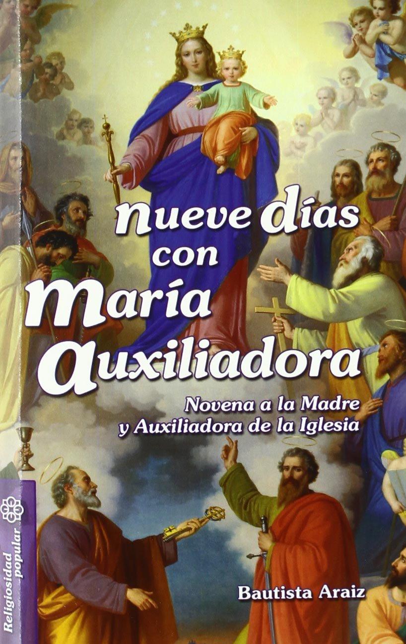 Download Nueve días con María Auxiliadora PDF