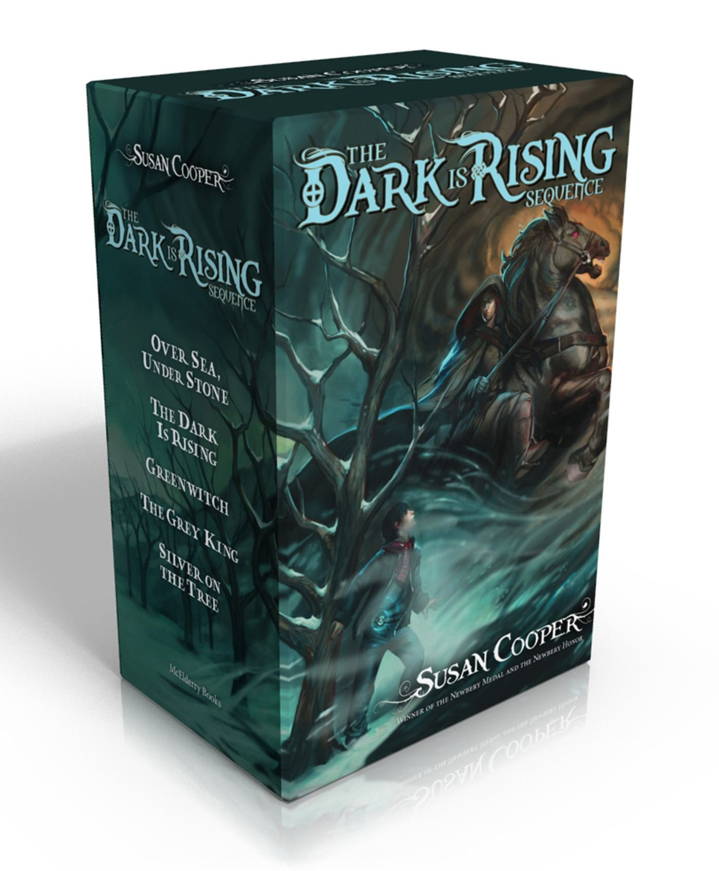The Dark Is Rising Sequence: Over Sea Under Stone/The Dark Is Rising/Greenwitch/The Grey King/Silver on the Tree