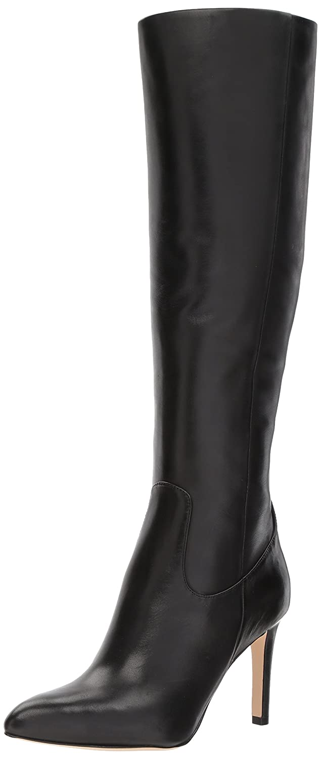 Sam Edelman Women's Olencia Knee High Boot B06XJJBNTN 11 B(M) US|Black Leather