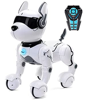 Remote Control Dancing Robot Dog Toy