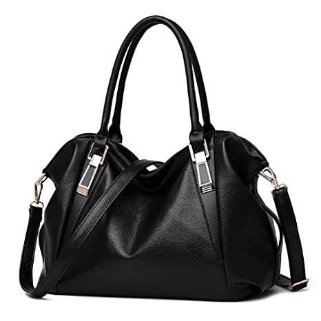 7404e8696aa0 Herald Designer Women H Bag Female PU Leather Bags H Bags Ladies Portable  Shoulder Bag Office