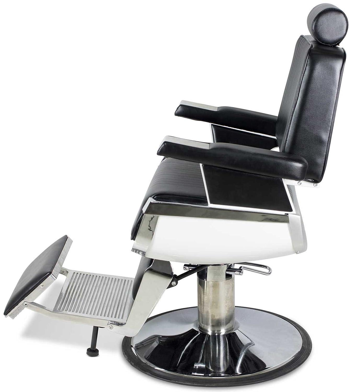 "Amazon ""Truman"" Professional Vintage Reclining Hair Salon"