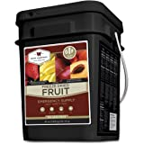 Wise Foods Gluten Free Freeze Dried Fruit 156 Servings