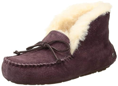 e3ba6237f4a UGG Women s W Alena Slipper  Amazon.ca  Shoes   Handbags