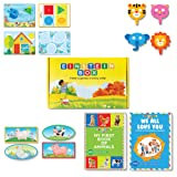 Einstein Box Learning And Educational Games Books And Puzzles For 1 Year Old Unisex Kids