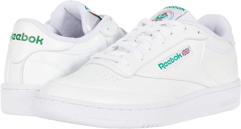 Reebok Lifestyle Club C 85 White