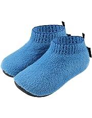 Happy Bull Water Swim Shoes for Kids Boys Girls Pool Slippers Walking Barefoot Aqua Socks