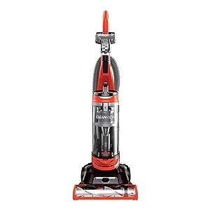 BISSELL Cleanview Bagless Vacuum Cleaner, 2486, Orange (Renewed)