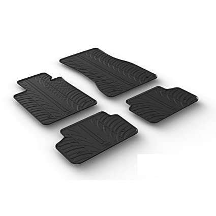 All Weather Floor Mats >> Amazon Com Gledring Gl 0497 All Weather Rubber Floor Mats