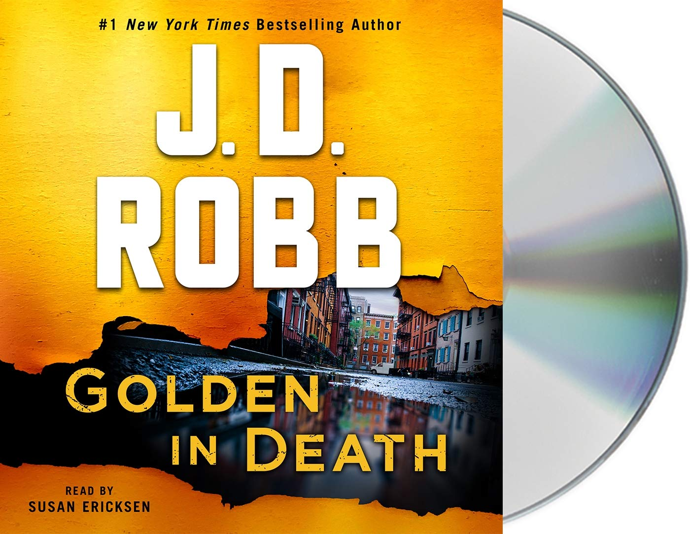 Golden in Death: An Eve Dallas Novel (In Death, Book 50) by Macmillan Audio